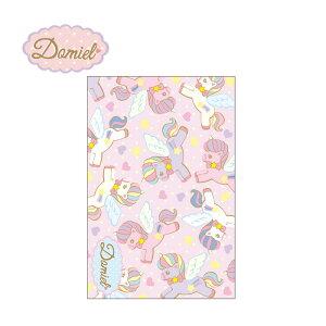 Domiel ポストカード ユニコーン ピンク