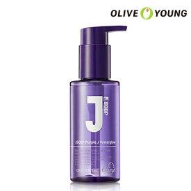 【JSOOP】パープルジェイウォーターグロー/100ml/Purple J Waterglow/タンパク質/維持力/ジェイ森/韓国コスメ/オリーブヤング公式 【楽天海外直送】