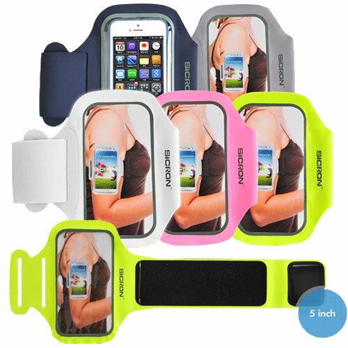 [全機種対応 SICRON アームバンド 5.8インチ ] 【iPhone galaxy】iPhone7 iPhone6 iPhone6S Plus ランニング スマホ防水ケース スマホ全機種対応【】