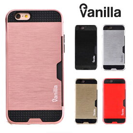 [vanilla Mark One Bumper Case マークワン バンパーケース] カード収納 iPhone8 iPhone7 iPhone6s iPhone6 iPhone 6 6s 7 8 Plus iphone6plus iphone6splus iphone7plus iphone8plus アイフォン アイホン プラス Galaxy S8+ SC-03J SCV35 ギャラクシー【】