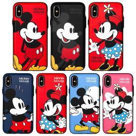 [Disney Classic Multi Card Bumper ディズニー クラシック マルチ カード バンパーケース] カード収納 スマホケース iPhone 11 11Pro 11ProMax X XS XR 8 7 Pro Max ProMax iPhoneXR iPhoneXS iPhoneX 10 10s 10r アイフォン アイホン【】