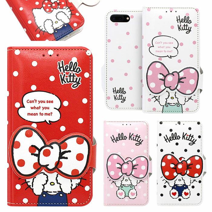 [Hello Kitty Hide Diary ハローキティ かくれんぼ ダイアリーケース] 磁石留め 手帳型 スマホケース Galaxy S9 SC-02K SCV38/S9+ S9plus S9プラス SC-03K SCV39/S8 SC-02J SCV36/S8+ S8plus S8プラス SC-03J SCV35/Note8 SC-01K SCV37 ギャラクシー【】