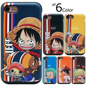[ONE PIECE Card Slide ワンピース カード スライド ケース] iPhone8 iPhone7 iPhone6s iPhone6 iPhone 6 6s 7 8 Plus iphone7plus iphone8plus アイフォン アイホン プラス Galaxy S8 SC-02J SCV36/S8+ S8 plus SC-03J SCV35/S7 edge SC-02H SCV33 ギャラクシー【】