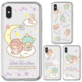 [Little Twin Stars Clear Jelly リトルツインスターズ 透明 ジェリーケース] ゼリー ソフト クリア iPhoneSE iPhone6s iPhone6 iPhone5s iPhone5 iPhone 5 5s SE 6 6s Plus iphone6plus iphone6splus アイフォン アイホン プラス【】
