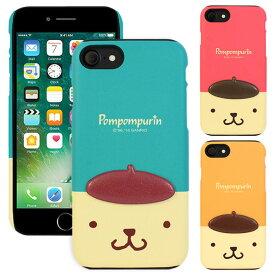 [Pompompurin Deco Double Bumper ポムポムプリン デコ 二重 バンパーケース] スマホケース iPhone X XS XSMax XR SE 第2世代 8 8Plus 7 7Plus 10 10s 10sMax 10r SE2 Plus アイフォン アイホン テン エス マックス アル イー ツー エイト プラス セブン【】