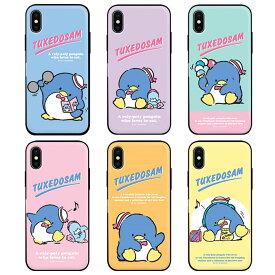 [TUXEDOSAM Mirror Door Card Bumper タキシードサム ミラー ドア カード バンパーケース] カード収納 スマホケース iPhone 11 11Pro 11ProMax X XS XSMax XR 8 8Plus 7 7Plus 6s 6sPlus 6 6Plus Pro ProMax iPhoneXR iPhoneXsMax iPhoneXS iPhoneX アイフォン アイホン【】
