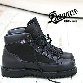 【★10/16再入荷★】 【ポイント10倍】【あす楽】【国内正規品】 ダナーライト DANNER LIGHT BLACK 30465 ブーツ boots