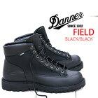【★ポイント15倍★】【11/25再入荷】 【あす楽】【国内正規品】ダナーフィールド DANNER FIELD BLACK/BLACK ブラック D121003 ブーツ boots
