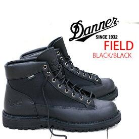 1/18再入荷 【あす楽】 【ポイント10倍】【国内正規品】 ダナーフィールド DANNER FIELD BLACK/BLACK ブラック D121003 ブーツ boots