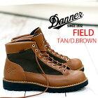 【★ポイント15倍★】【11/25再入荷】 【あす楽】【国内正規品】 ダナーフィールド DANNER FIELD TAN/D.BROWN D121003 ブーツ boots