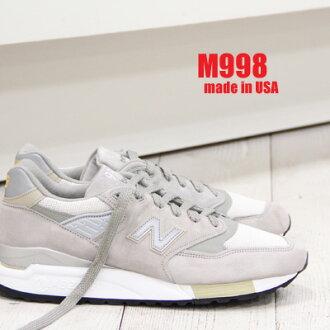 新 M998 CEL 大象皮膚 (淺灰色) 新平衡美國製造