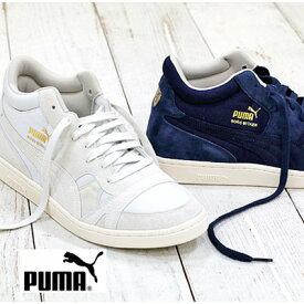 【あす楽】 PUMA BECKER MID CRFTD 3601714 Vaporous Grey(01) Peacoat(02) プーマ ベッカー ミッド メンズ レディース スニーカー