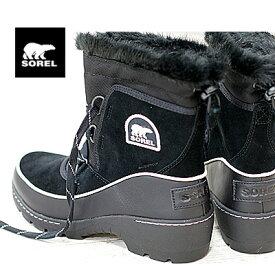 11/19入荷 【ポイント10倍】【国内正規品】SOREL レディース TIVOLI3 NL2532-010 BLACK,LIGHT BISQUE/NOIR,BISQUE CLAIRE ソレル スノーブーツ ティボリ スリー ブラック ladies boots