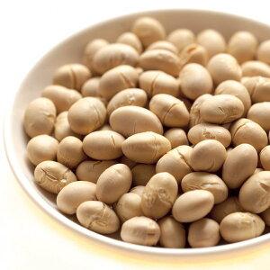 大豆 素煎り大豆 100g 製造直売 無添加 無塩 無植物油 ポイント消化 株式会社みの屋 素煎り大豆 グルメ みのや