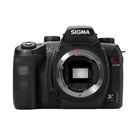 【中古】シグマ デジタル一眼レフカメラ SD14 ボディ