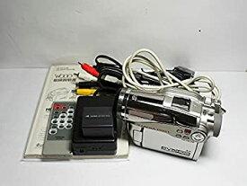 【中古】日立製作所 DVD+HDDビデオカメラ『ハイブリッドカム Wooo』 DZ-HS403