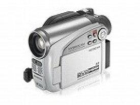 【中古】日立製作所 DVD+HDDビデオカメラ『ハイブリッドカム Wooo』 DZ-HS401W