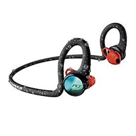 【中古】【国内正規品】 PLANTRONICS Bluetooth ステレオ ワイヤレス イヤホン BackBeat FIT 2100 ブラック