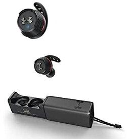 【中古】JBL 完全ワイヤレスイヤホン UA SPORT WIRELESS FLASH /IPX7/Bluetooth対応 アンダーアーマー ブラック UAJBLFLASHBLK 【国内正規品/メーカー1年