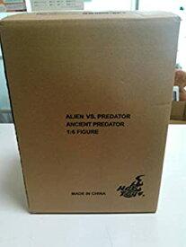 【中古】Movie Masterpiece - 1/6 Scale Fully Poseable Model : エイリアンvsプレデター AVP ANCIENT Predator ASIA EDITION