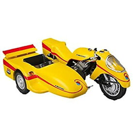 【中古】S.H.Figuarts 人造人間キカイダー サイドマシーン 全長約20cm ABS&PVC製 フィギュア