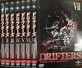 【中古】DRIFTERS ドリフターズ [レンタル落ちDVD] (全7巻)