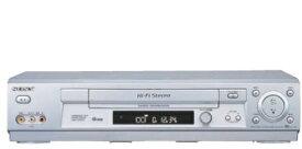 【中古】SONY SLV-NX31 VHSハイファイビデオデッキ