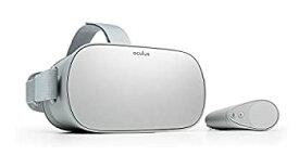 【中古】Oculus Go オキュラス 単体型VRヘッドセット スマホPC不要 2560x1440 Snapdragon 821 (64GB) [並行輸入品]