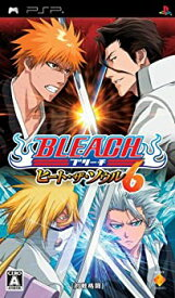 【中古】BLEACH ~ヒート・ザ・ソウル6~ - PSP
