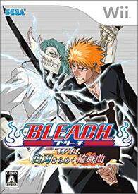 【中古】Bleach: Wii Shiraha Kirameku Rinbukyoku [] [並行輸入品]