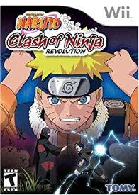 【中古】Naruto: Clash of Ninja Revolution