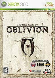 【中古】The Elder ScrollsIV:オブリビオン - Xbox360
