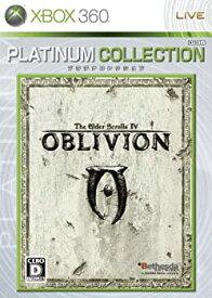 【中古】The Elder Scrolls IV: オブリビオン Xbox 360 プラチナコレクション