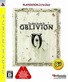 【中古】The Elder Scrolls IV: オブリビオン PLAYSTATION 3 the Best