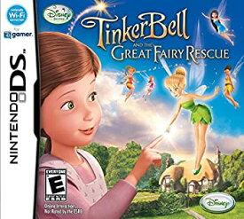 【中古】Tinker Bell & the Great Fairy Rescue (輸入版:北米) DS