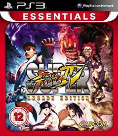 【中古】Super Street Fighter Arcade Edition: PlayStation 3 Essentials (PS3)