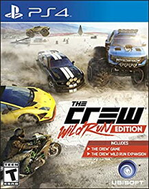 【中古】The Crew Wild Run Edition (輸入版:北米) - PS4