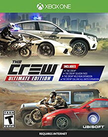 【中古】The Crew Ultimate Edition - XboxOne
