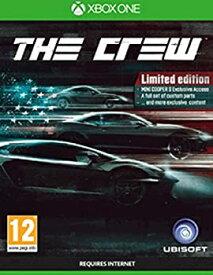【中古】Xbox1 the crew limited edition (eu)