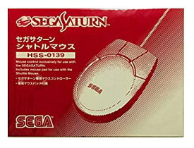 【中古】セガゲームス セガサターン シャトルマウス HSS-0139