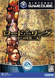 【中古】ロード・オブ・ザ・リング 中つ国第三紀 (GAME CUBE)