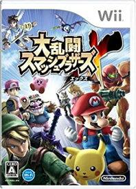 【中古】大乱闘スマッシュブラザーズX - Wii