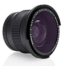 【中古】NIKON ニコンデジタル一眼レフカメラ用OptekaHD20.35x広角パノラママクロ魚眼レンズ(52ミリメートル/ 58ミリメートル/ 67ミリメートルレンズを