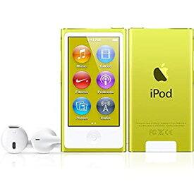 【中古】iPod Nano 7th Generation (16GB Yellow)