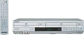 【中古】ソニー DVDプレーヤー一体型VHSハイファイビデオデッキ SLV-D393P
