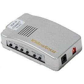 【中古】VideoSecu PC to TVコンバータVGA to RCA S - Video MacコンピュータラップトップtoコンポジットビデオSwitcher c33