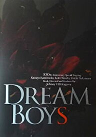 【中古】パンフレット ★ 亀梨和也・田中聖・中丸雄一ほか 2011 舞台 「DREAM BOYS」