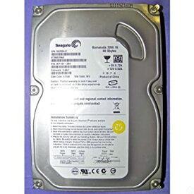 【中古】Seagate 3.5インチ内蔵HDD 750GB EIDE 7200rpm U-ATA100 16MB ST3750640A