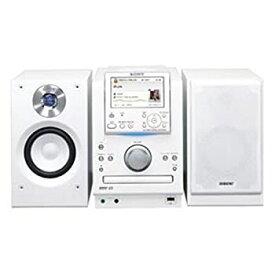 【中古】SONY NETJUKE HDD/CD対応ハードディスクコンポ HDD80GB NAS-D50HD W