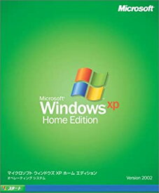 【中古】【旧商品/サポート終了】Microsoft Windows XP Home Edition